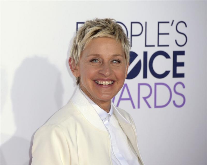 Ellen DeGeneres vergeet ID naar Witte Huis
