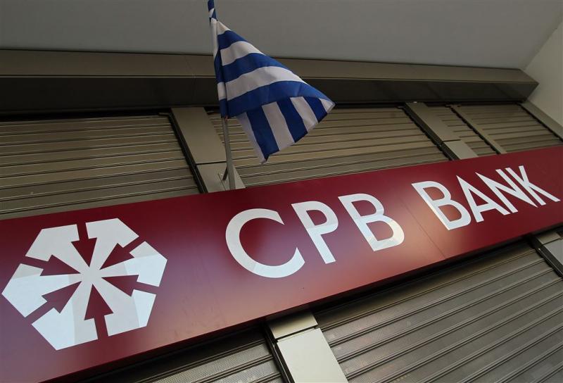 Moody's positiever over Griekse bankensector