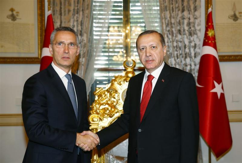 Turkije wil arrestatie leider Koerden Syrië