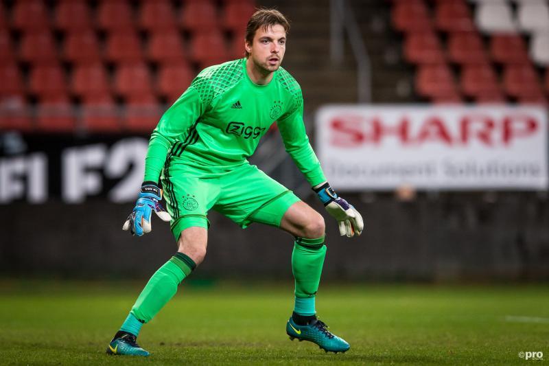 """Krul na debuut in Nederlands profvoetbal: """"Blij dat Ajax voorzichtig was"""" (Pro Shots / Erwin Spek)"""