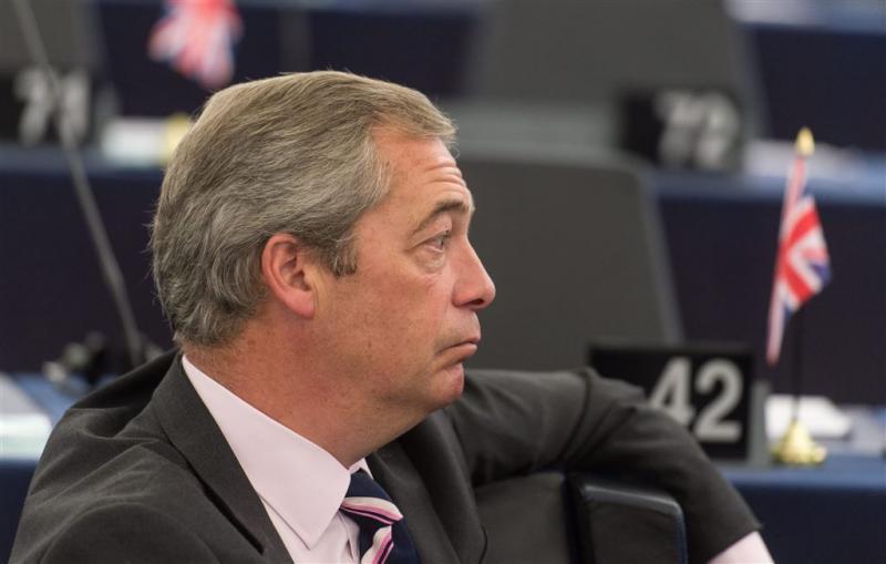 Trump: Farage zou geweldige ambassadeur zijn