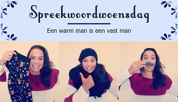 Spreekwoordwoensdag - Een warm man is... (Foto: LeoLucy)