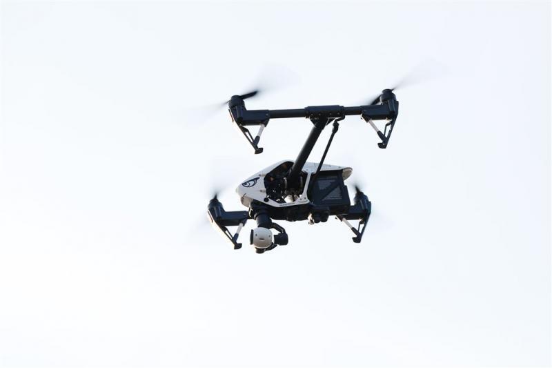 'Europa telt 7 miljoen drones in 2050'