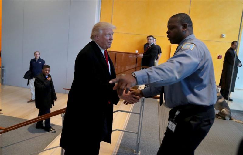 Trump ontkent klimaatverandering niet meer