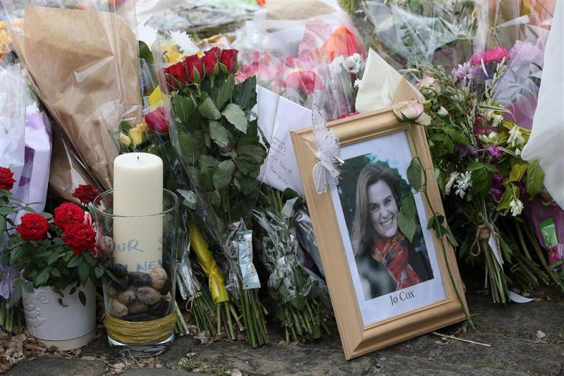 Verdachte schuldig bevonden aan moord Jo Cox