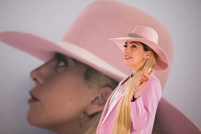 Lady Gaga steunt Kanye West