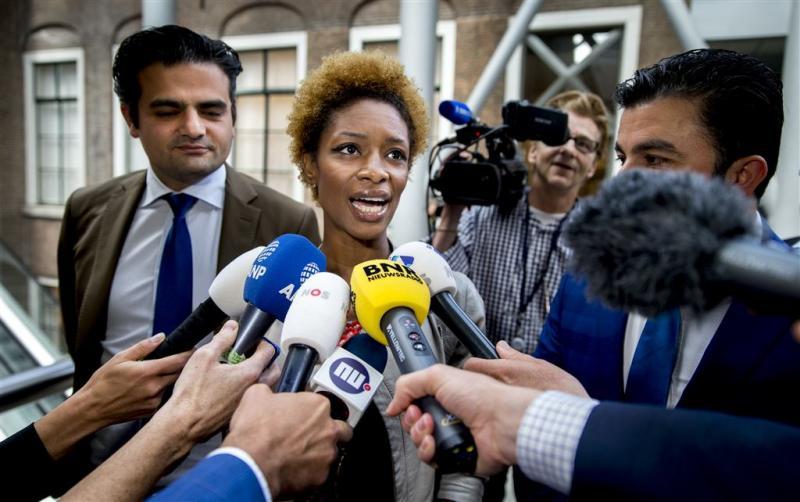 Kamer praat voor reces nog over racisme