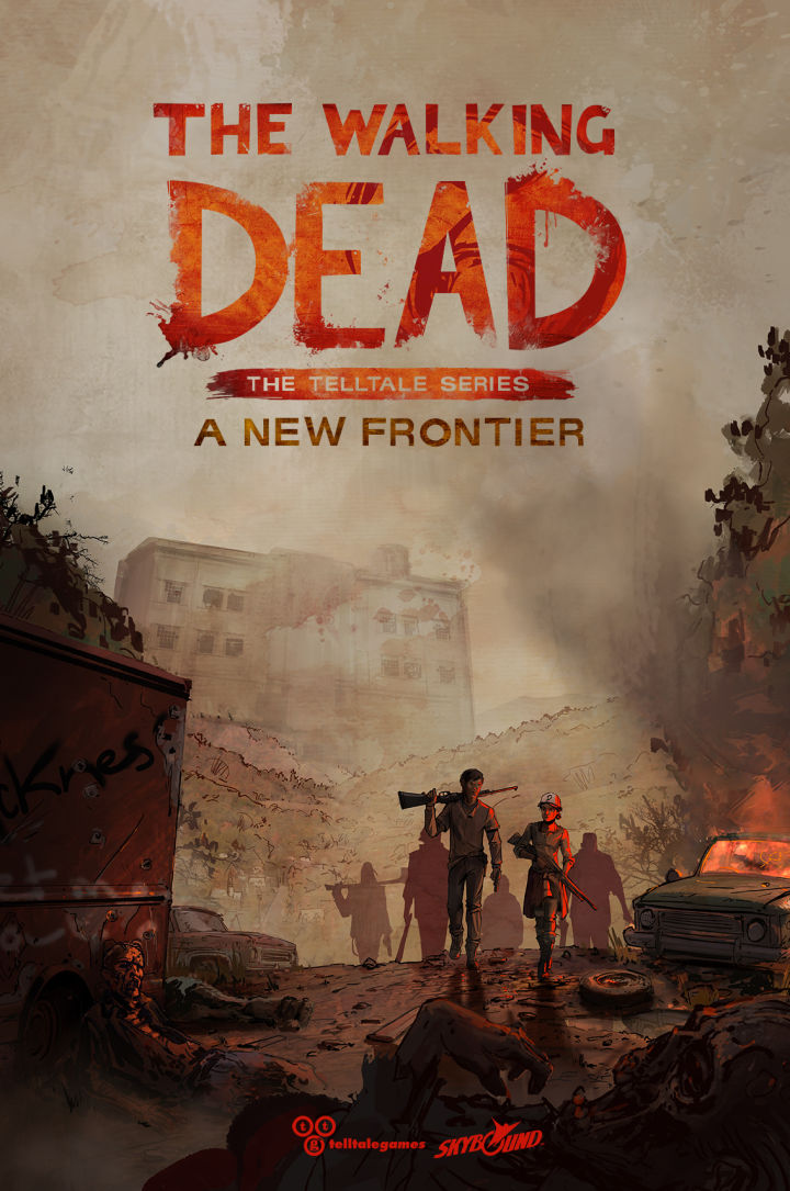 The Walking Dead, A New Frontier