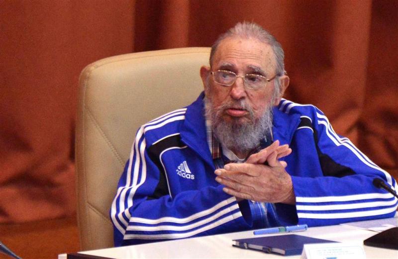 Wereldleiders reageren op overlijden Castro