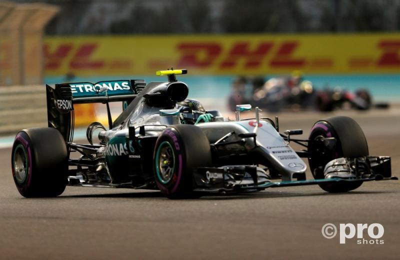 "Rosberg: ""Hamilton was te snel vandaag"" (PROSHOTS/Action Images)"