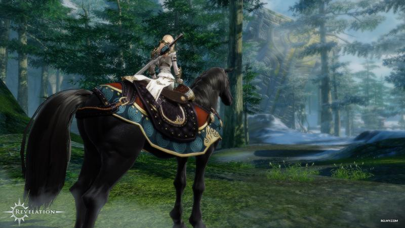 Revelation Online - Paardje