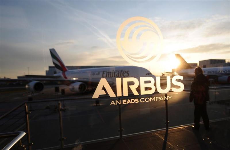 'Airbus schrapt meer dan 1300 banen'