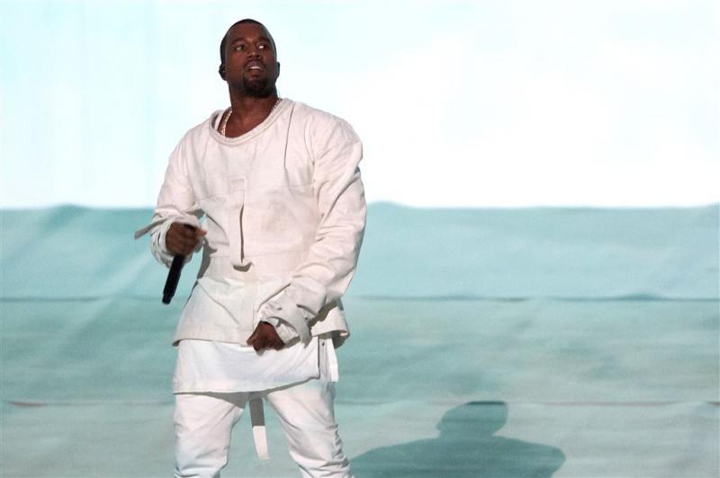 Kanye West mag nog niet naar huis