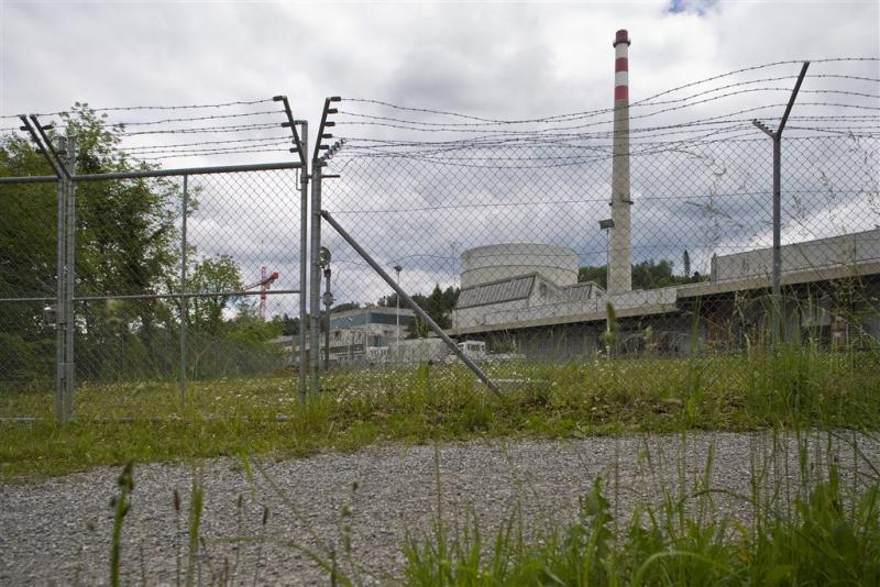 Geen snelle sluiting Zwitserse kerncentrales