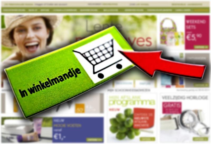E-shoppen in Europa simpeler en goedkoper