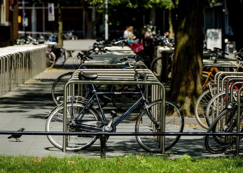 Meeste fietsdiefstal in Nijmegen en Enschede