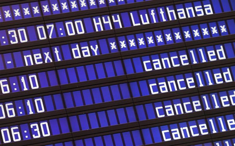 Pilotenstaking Lufthansa niet verboden