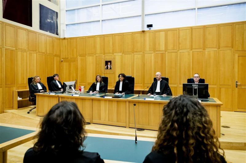 OM in hoger in beroep in zaak Van den Hurk