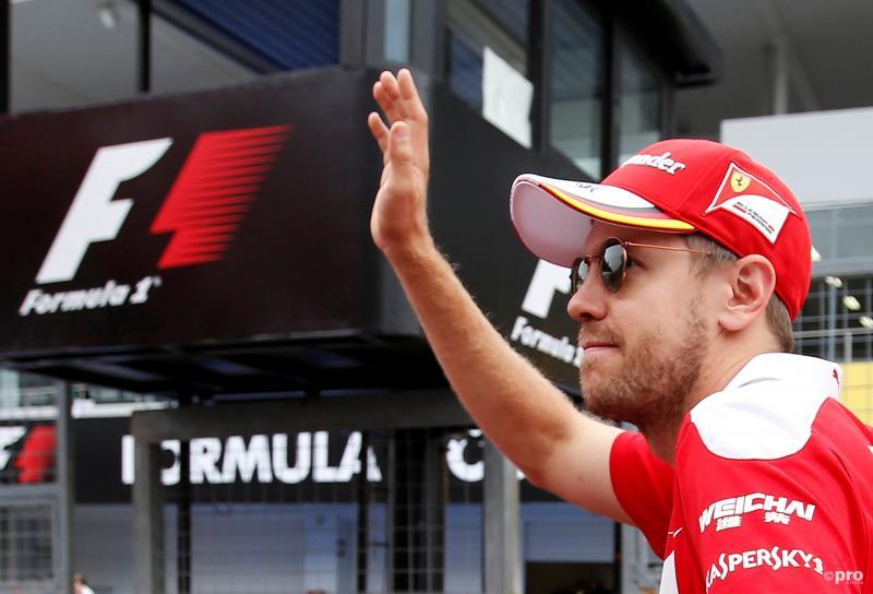 Dag, dag Vettel aldus de FOK!kers (Pro Shots / Action Images)