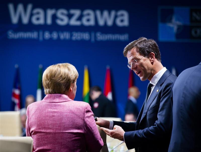 Nederland uitgenodigd voor G20 door Merkel