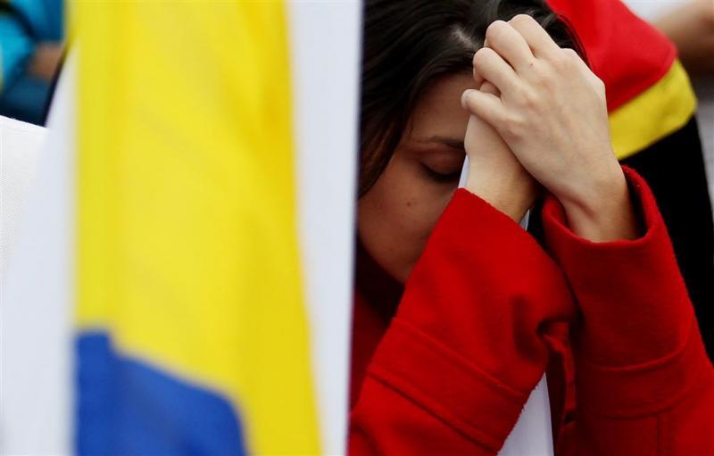 Congres Colombia stemt in met vredesverdrag