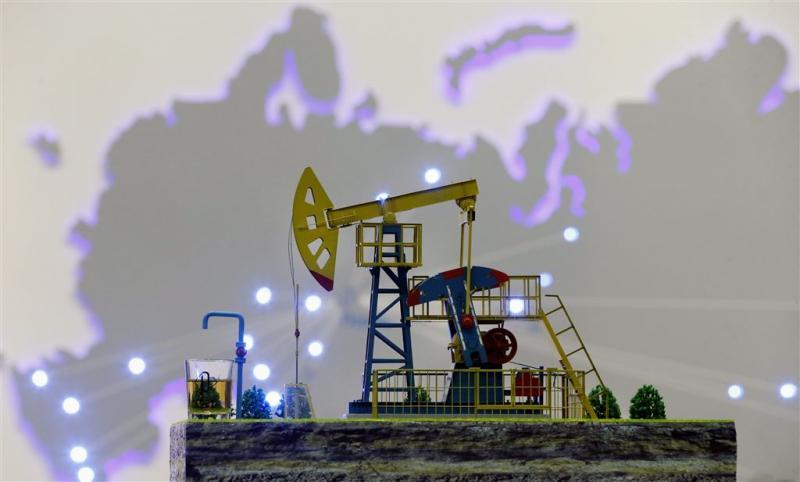 Russische olieproductie bijna op record