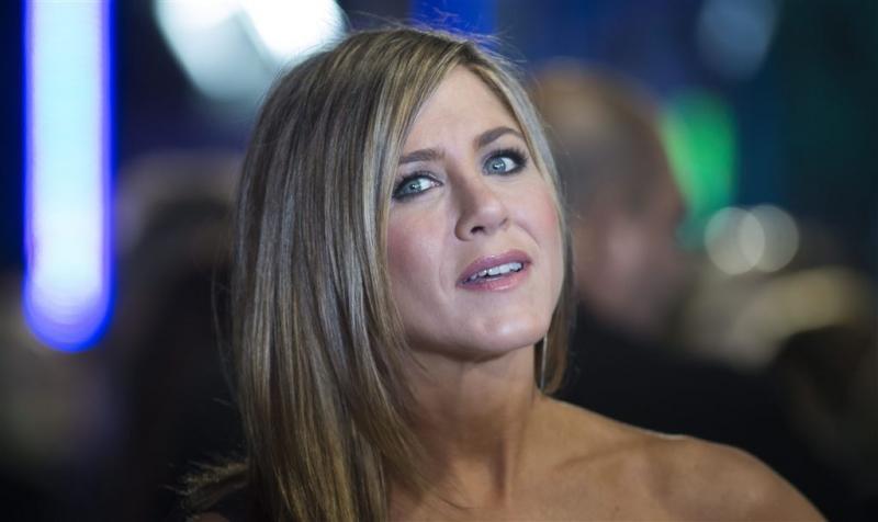 Jennifer Aniston had seks hoog in de lucht