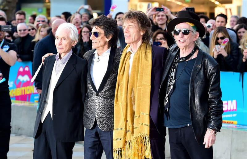 Nieuwe plaat Rolling Stones verkrijgbaar