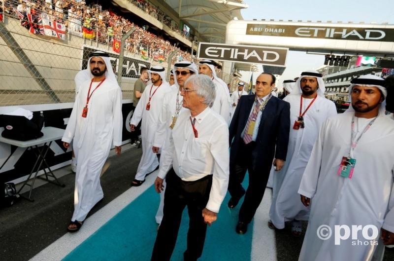 "Ecclestone: ""Verstappen beste vervanger Rosberg"" (ProShots/Action Images)"