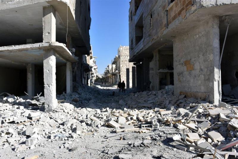 Syrisch leger verovert weer wijk in Aleppo