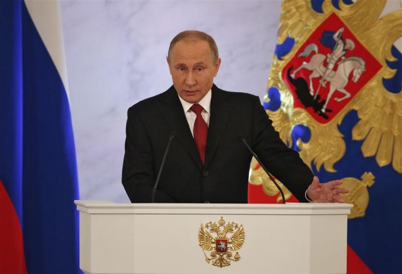 Poetin brengt geen vredesverdrag naar Japan