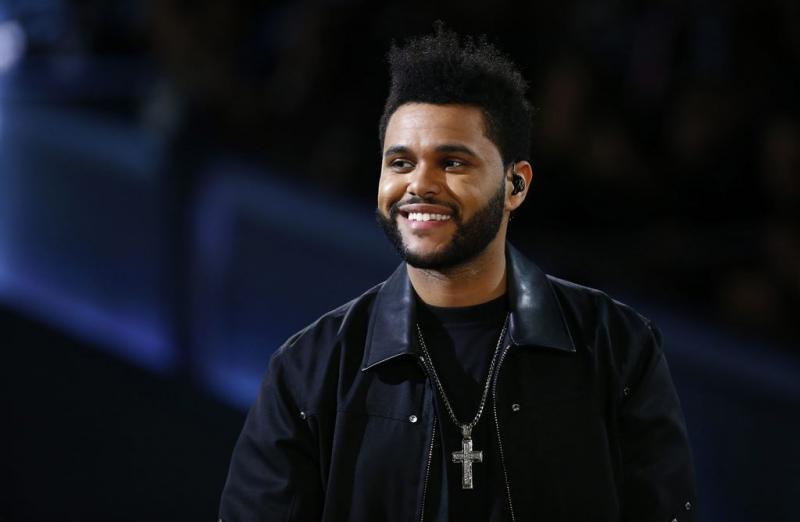 The Weeknd kan niet schrijven zonder drugs