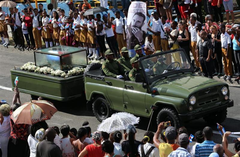Castro's as bereikt geboorteplaats revolutie