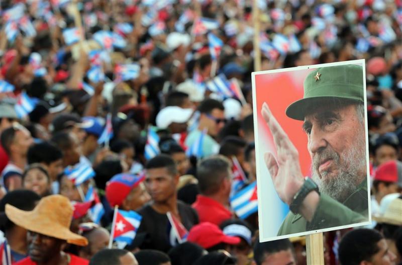 Geen standbeelden van Fidel Castro