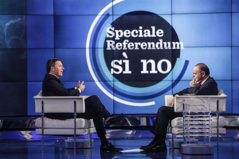 Italië spreekt zich uit over nieuwe grondwet