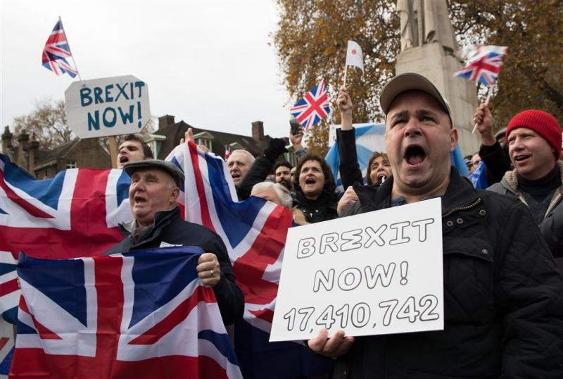 Brexit raakt groei Britse bedrijven nog niet
