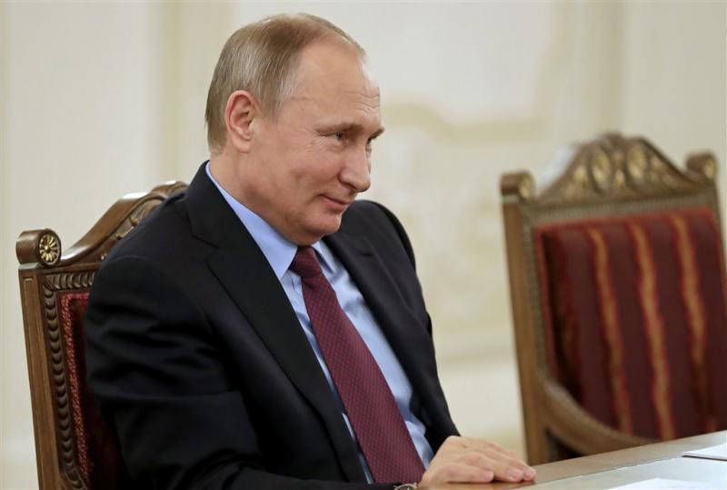 Poetin prijst Trump nog maar eens