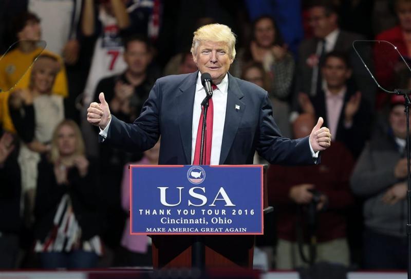 Trump waarschuwt bedrijven met verhuisplannen
