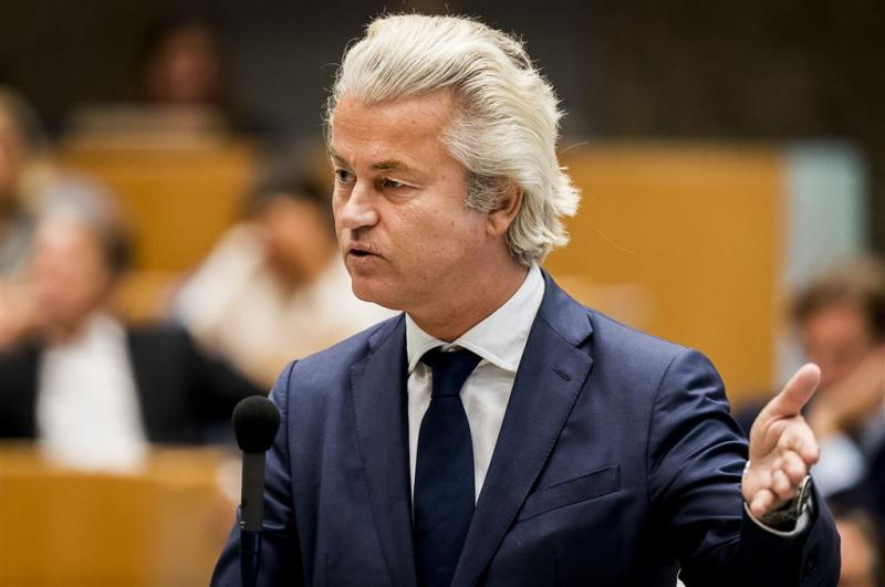 Wilders loopt verder uit in peiling De Hond