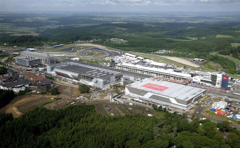 Rock am Ring terug naar Nürburgring