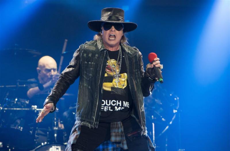 Guns N' Roses weer naar Nijmegen