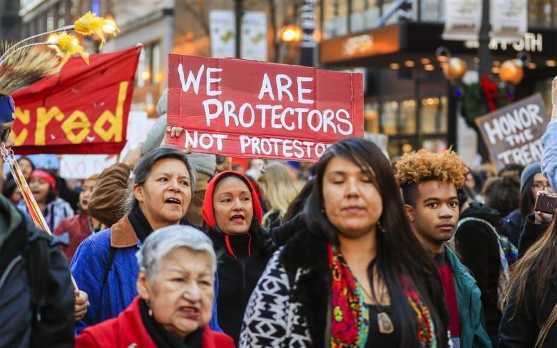 Betogers Dakota: we hebben nog niet gewonnen