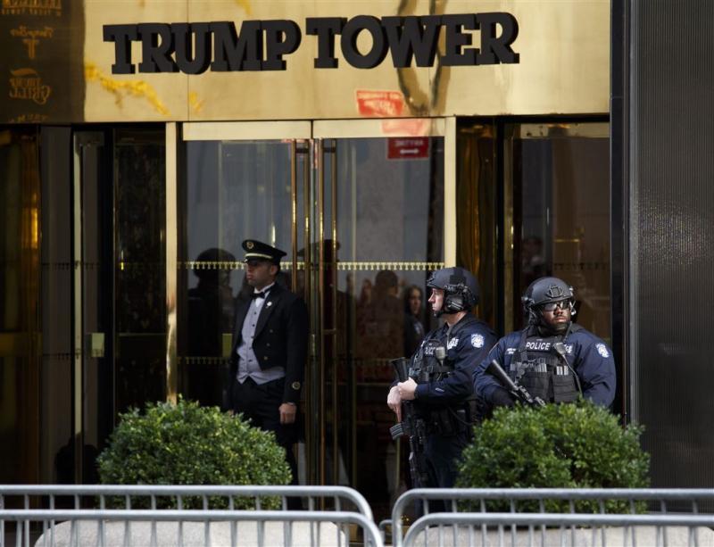 Trump jaagt New York op kosten