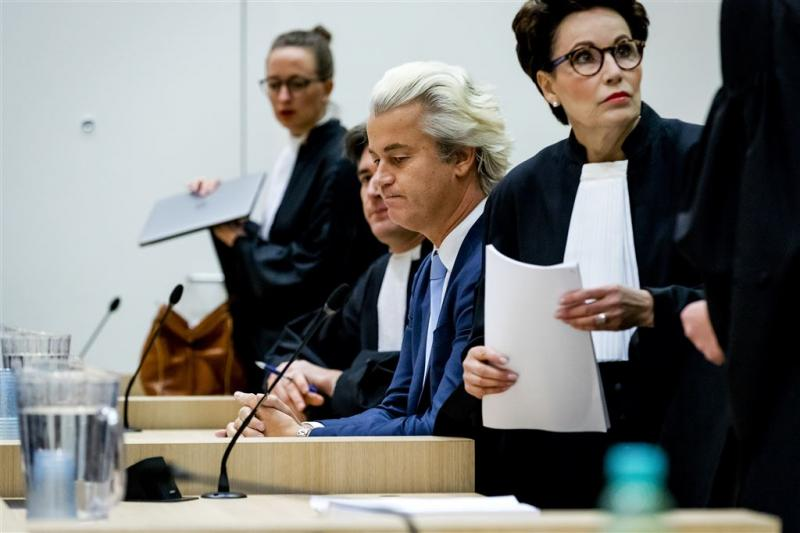 NOS zendt vonnis Wilders rechtstreeks uit