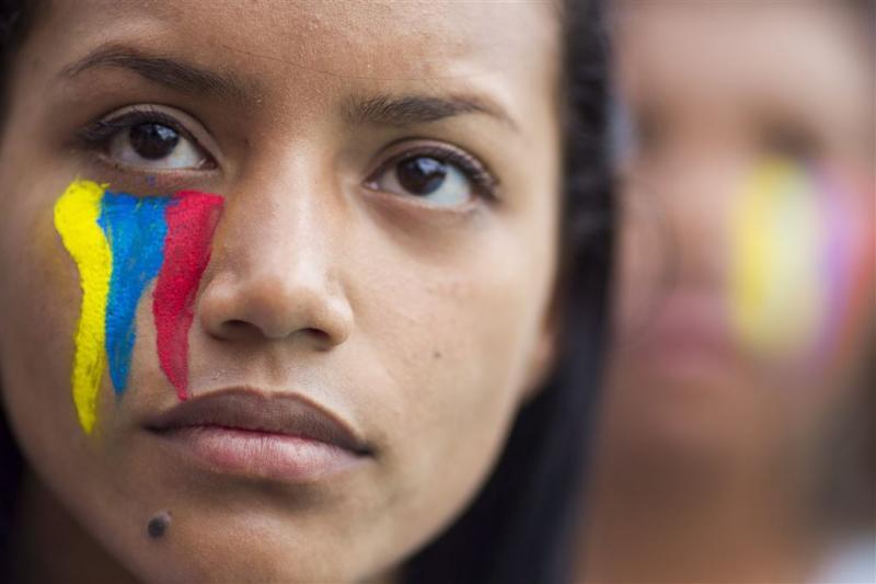 Venezolaanse vrouwen verkopen hun haar