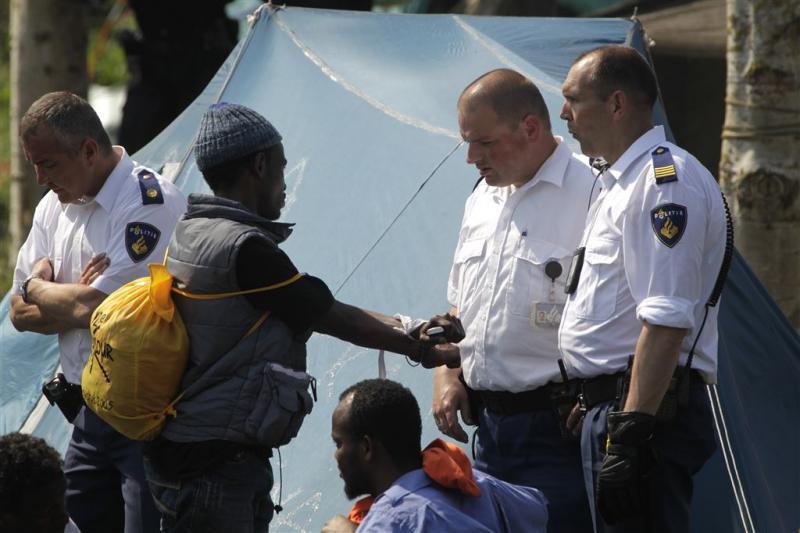 Camera's tegen overlast asielzoekers Ter Apel