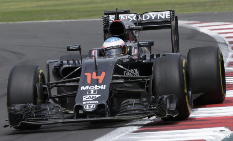 """Zak Brown: """"Alonso blijft bij McLaren"""" (ProShots/Action Images)"""