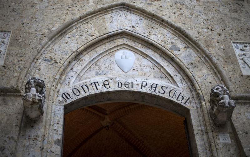 'Reddingsplan Monte dei Paschi onzeker'