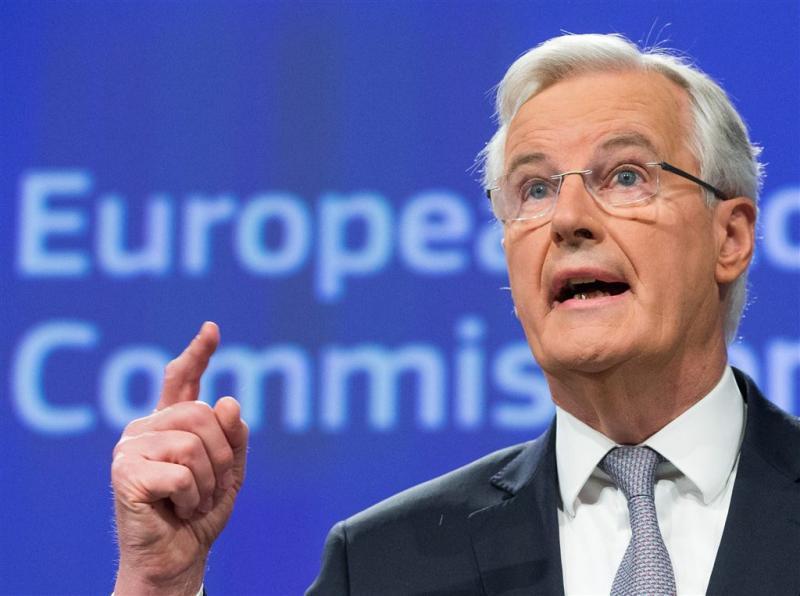 Brussel verhoogt druk op Londen over 'brexit'