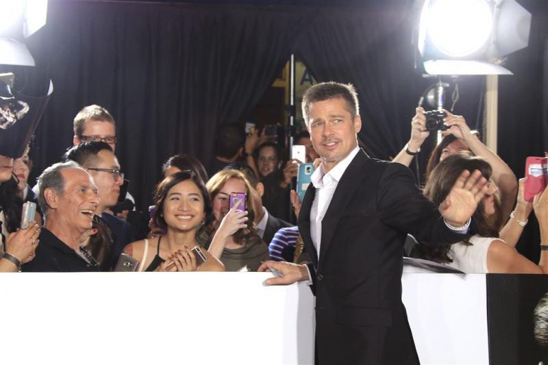 Brad Pitt moet alcohol- en drugstesten doen